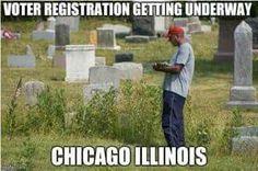 Voter Registration Underway...