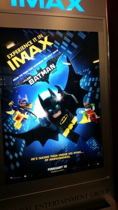 The Lego Batman Movie - Loved it Lego Batman Movie, Movies And Tv Shows, Movie Tv