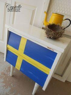 Swedish Flag