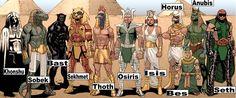 gods | Classification : Gods (Extra-Dimensionals/Immortals)