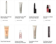 *HOT* Laura Mercier gift with purchase - Buy 1 Lip Glacé Get 1 Free + free shipping + 2 deluxe samples