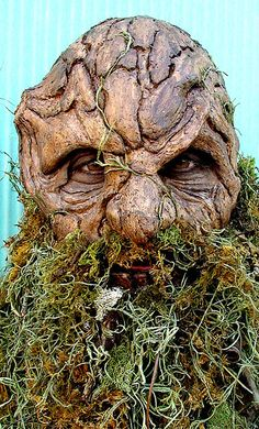Special FX Makeup by CMS Student! by Cinema Makeup School Prosthetic Makeup, Sfx Makeup, Costume Makeup, Cinema Makeup School, Theatre Makeup, Special Makeup, Special Effects Makeup, Green Man, Maquillage Halloween