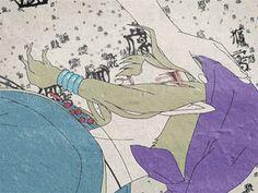 Mononoke Anime, Artwork Prints, Poster Prints, Horror Tale, Natsume Yuujinchou, A Cartoon, Boy Art, Guy Pictures, Me Me Me Anime