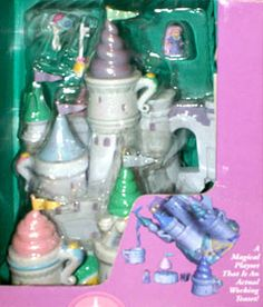 Starcastle :: Individual Playsets [Ghost Of The Doll] :: Magical Tea Party Playset ::White Variation Childhood Memories 90s, Childhood Toys, 90s Toys, Never Grow Up, Polly Pocket, Ol Days, Classic Toys, My Baby Girl, Vintage Toys