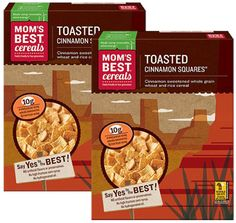 Steward of Savings : Mom's Best Cereal Coupon, ONLY $0.25 at Dollar Tree!