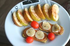 Yummy snacks. I just looove peanutbutter!