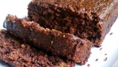 High Protein Chocolate & Pear Loaf - Charli Cohen | Fashion Sportswear | Online Nutrition and Training Plans