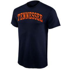 Tennessee Volunteers Arch T-Shirt – Black