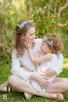 Denise e Helena - Blog - Bruna Rebelo Fotografias  Ensaio família - Ensaio mãe e filha - Tal mãe tal filha