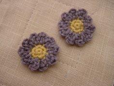 花びら10枚の小花モチーフの作り方|編み物|編み物・手芸・ソーイング|作品カテゴリ|ハンドメイド、手作り作品の作り方ならアトリエ