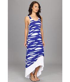 kensie Animal Stripe Dress