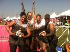 Get fit -- and dirty -- by training for a fun mud run! #mudrun #run