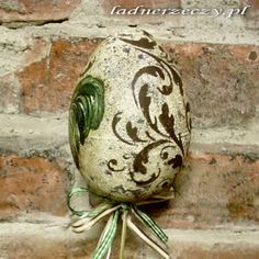 egg Easter Eggs, Decoupage, Jar, Home Decor, Decoration Home, Room Decor, Home Interior Design, Jars, Glass