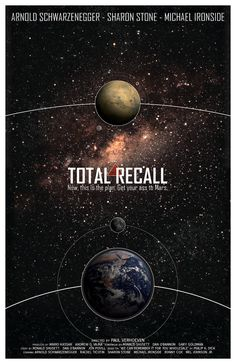Total Recall: Science Fiction