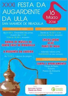 XXXI Festa da Augardente do Ulla en Vedra #galicia @galiciaaberta