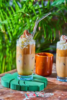 Frappe, Cold Drinks, Panna Cotta, Baking, Ethnic Recipes, Smoothie, Desserts, Food, Alcohol