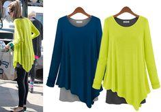 blusa oriental de moda