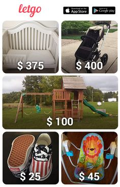 Spotted today on letgo! Browse bargains or get cash for stuff you don't need.