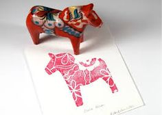 Image result for dala horse