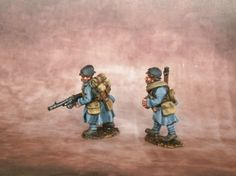 Jacksarge's Wargames Ramblings: WW1 French - The Fourth Installment