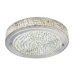 2713CC VESTA - krištáľové stropné LED svietidlo - 300mm