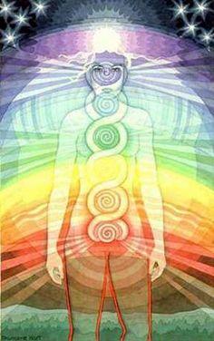 #kundalini serpent energy lights up your #chakras and #meditation