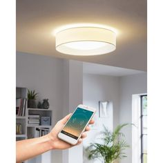 Smart Lighting Palomaro-S LED Plafond 2700-6500K