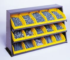 Bench Pick Rack Storage Systems   Wayfair