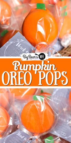 Pumpkin Oreo Pops These little Pumpkin Oreo Pops are perfect for a Halloween party Fall festival or as a pumpkin baby shower favor Pumpkin Oreo Pops These little Pumpkin Oreo Pops are perfect for a Halloween party Fall festival or as a pumpkin nbsp hellip Oreo Cake Pops, Cookie Pops, Pumpkin Cake Pops, Pumpkin Patch Birthday, Pumpkin Patch Party, Pumpkin Birthday Parties, Birthday Ideas, Baby Shower Treats, Baby Shower Party Favors