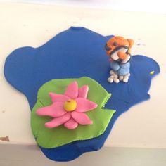 playdough fish - 8 yrs #playdoh #playdough