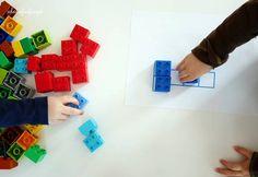 4 pomysły na zabawę – klocki lego