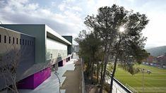Image 1 of 19 from gallery of El Solell School / Sierra Rozas Arquitectes. Photograph by Jordi Surroca