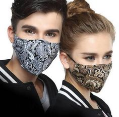 korean Cotton Anti Dust Mouth Face Mask Kpop Unisex maska with Carbon Filter Medical Anti Black Mouth-muffle Mask Mouth Mask Fashion, Fashion Mask, Easy Face Masks, Diy Face Mask, Sewing Patterns Free, Free Pattern, Short Gris, Mask Korean, Crochet Faces