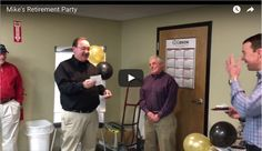 Mike's Retirement Party - Heartland RVs