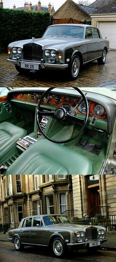 Rolls Royce Interiors Has An Air Of Calm Confidence. Read Through To See The Perfection In Handpicked And Crafted Most Luxurious Rolls Royce. Auto Rolls Royce, Voiture Rolls Royce, Bentley Rolls Royce, Rolls Royce Silver Shadow, Rolls Royce Interior, Automobile, Small Luxury Cars, Bmw Classic Cars, Classic Motors