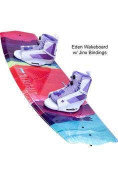 JINX BINDINGS | Hyperlite Jinx Wakeboard Bindings 2014 Your Price: $189.99