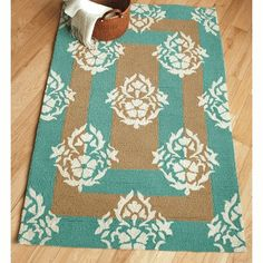 """Hyannisport"" Outdoor Rug *NEW*"