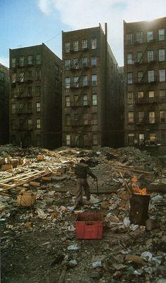 vintage everyday: Street Scenes of New York City of the Seventies