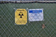 radioactive signs
