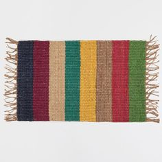 COLORS JUTE DOORMAT - Rugs & Curtains | Zara Home United States