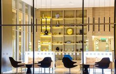 Loop Lounge Loe in Hotel Inn Cùcta, Colombia #Infinitidesign #Sitaroundtheworld