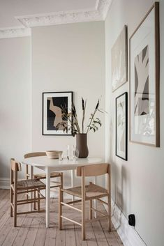 Stylish beige and grey home – COCO LAPINE DESIGN Scandinavian Interior Design, Scandinavian Home, Home Interior Design, Interior Decorating, Simple Interior, Scandinavian Chairs, Swedish Interiors, Scandinavian Apartment, White Interiors