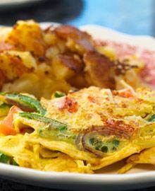 SaladMaster - Oil Free Omelette
