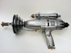 Intergalactic Sci Fi Raygun. 325 via Etsy.