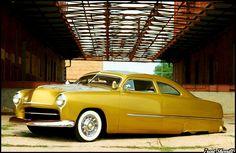 Mike Shea's 50 Ford Custom