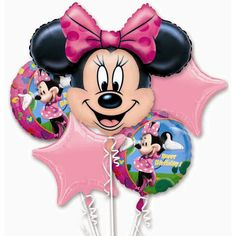 Minnie Mouse Birthday Cards | Minnie Mouse 1st birthday theme is the perfect way to celebrate this ...