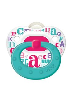 Baby Talk Orthodontic Pacifier | NUK