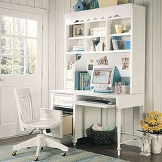 Ashton Cottage Computer Desk : Young America