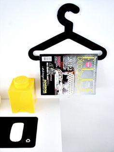 My magazine holder .