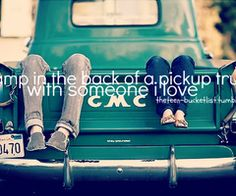 couples bucket list -